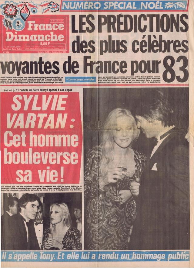 Discographie N° 81 MARATHON WOMAN - Page 2 France44