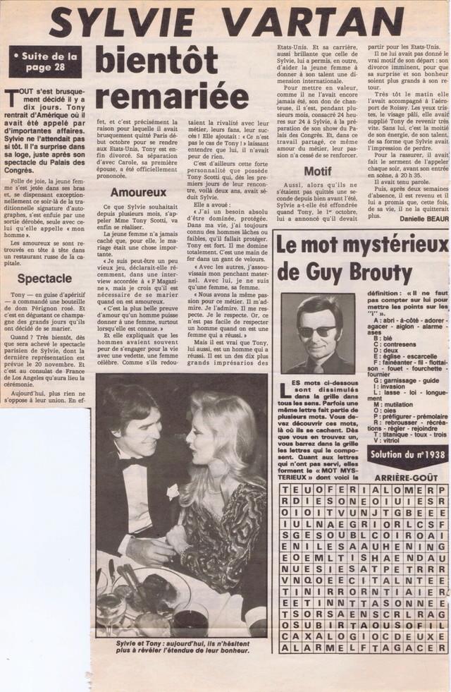 "Discographie N° 82 ""DANSE TA VIE"" - ""DEPRIME"" - Page 2 France62"