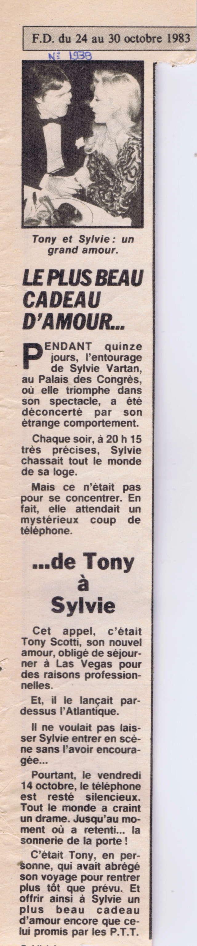 "Discographie N° 82 ""DANSE TA VIE"" - ""DEPRIME"" - Page 2 France63"