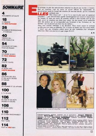 Discographie N° 83 : ENCORE / LE DIMANCHE - Page 3 France75