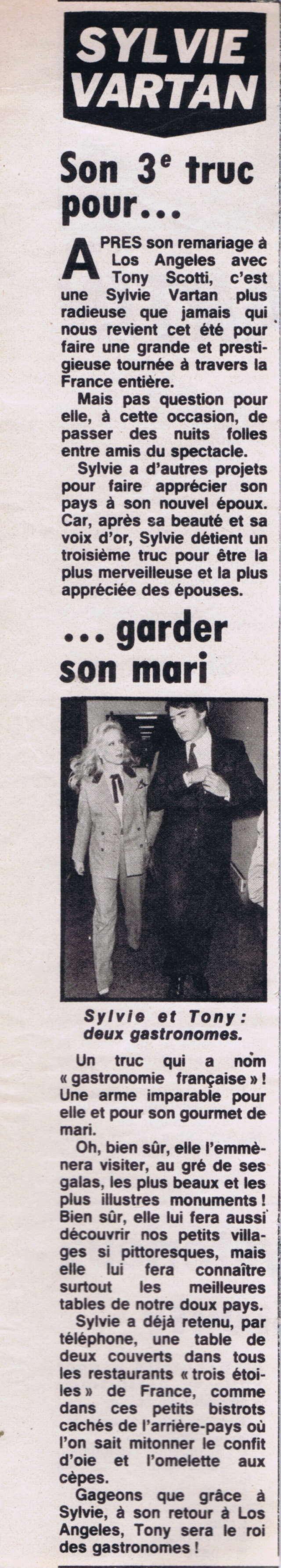 Discographie N° 84 Déclare l'amour comme la guerre - Page 3 France83
