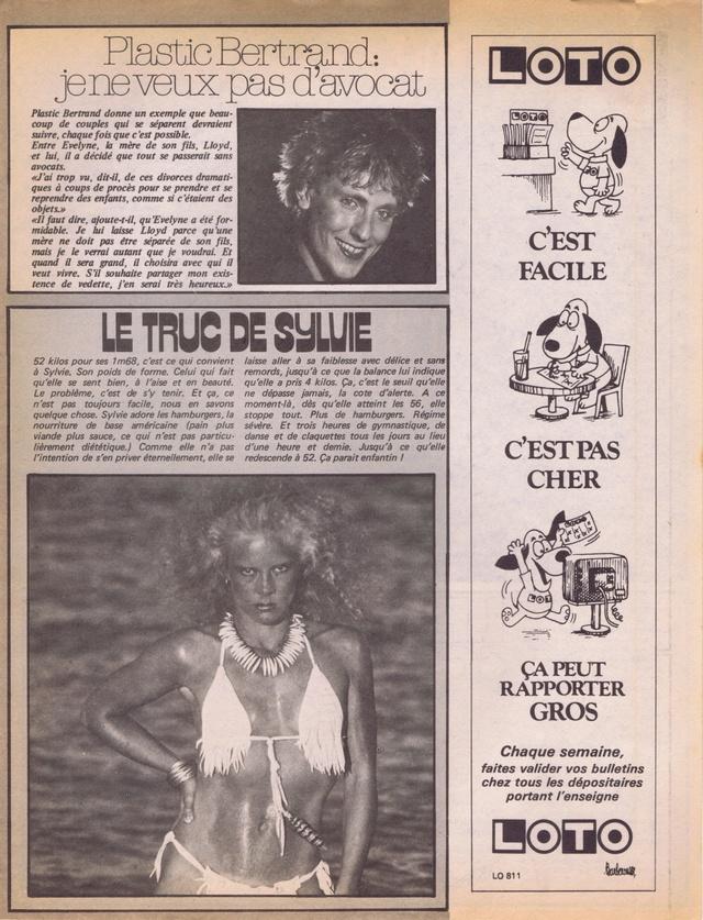 Discographie N° 78 L'AMOUR C'EST COMME UNE CIGARETTE Girls_12