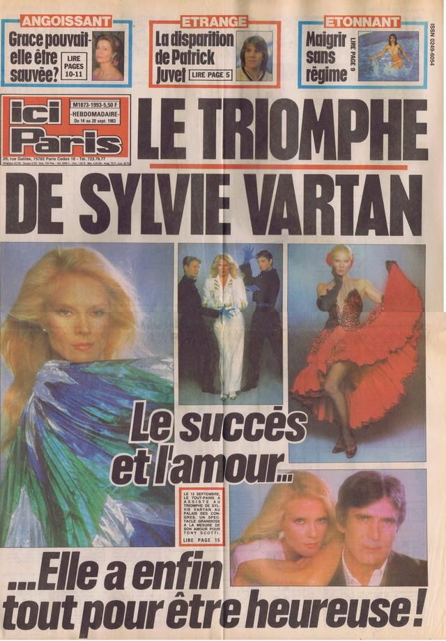 "Discographie N° 82 ""DANSE TA VIE"" - ""DEPRIME"" - Page 3 Ici_pa16"