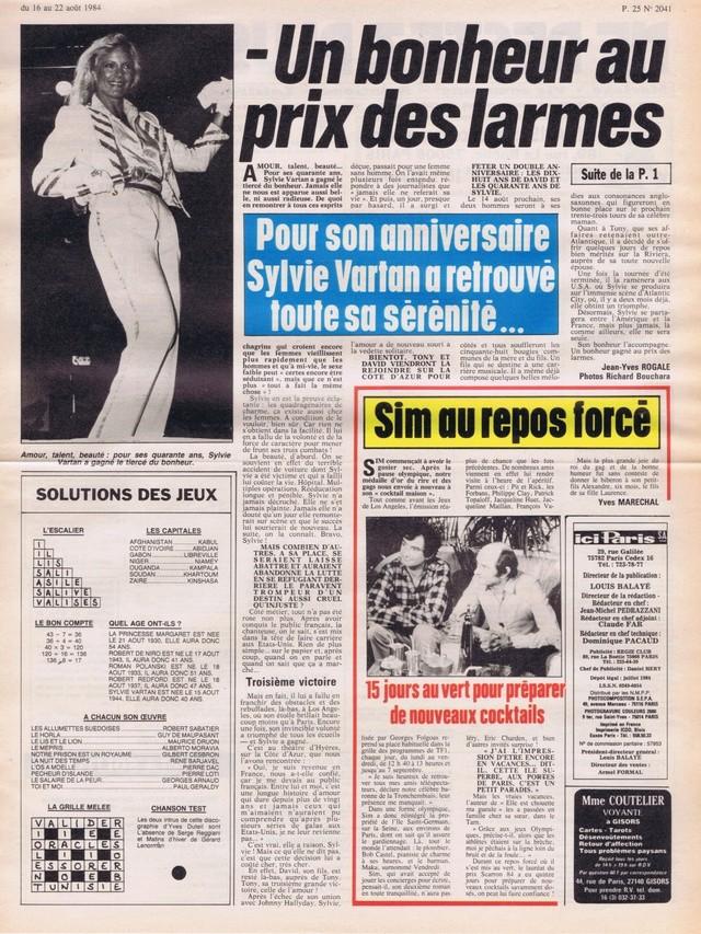 Discographie N° 84 Déclare l'amour comme la guerre - Page 3 Ici_pa19