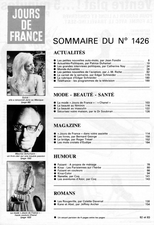 Discographie N° 80 LA SORTIE DE SECOURS - Page 2 Jdf14216