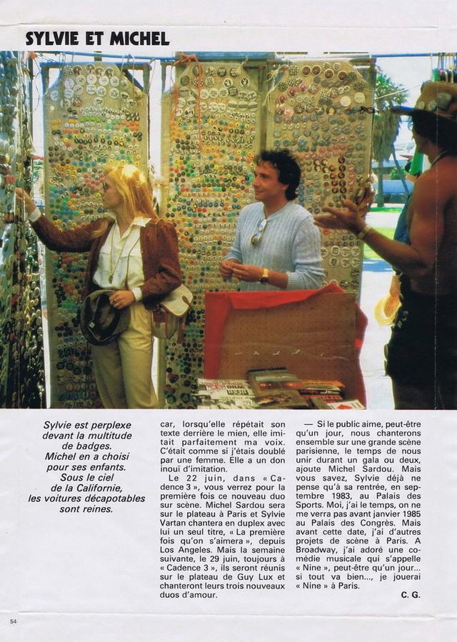"""Discographie N° 39 (COMPLEMENT) """"LA PREMIERE FOIS QU'ON S'AIMERA"""" - Page 3 Jdf14821"""