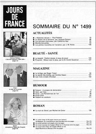 "Discographie N° 82 ""DANSE TA VIE"" - ""DEPRIME"" - Page 3 Jdf14921"