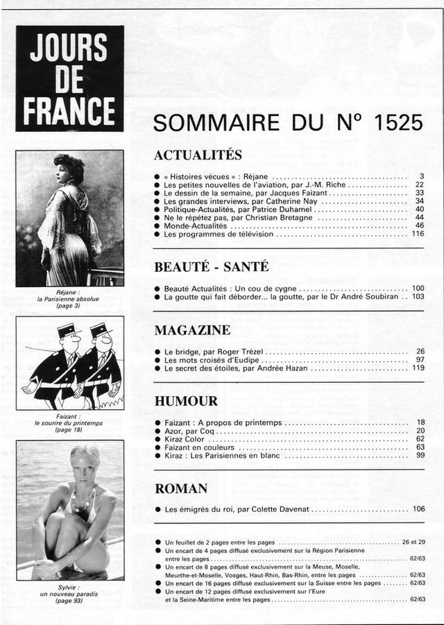 Discographie N° 83 : ENCORE / LE DIMANCHE - Page 3 Jdf15211