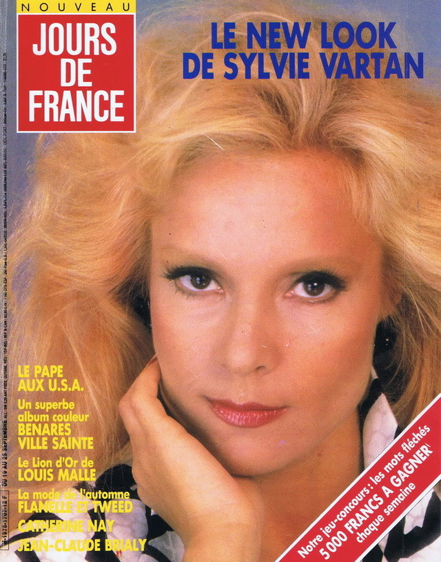 Discographie N° 91 FEMME SOUS INFLUENCE - Page 2 Jdf17015