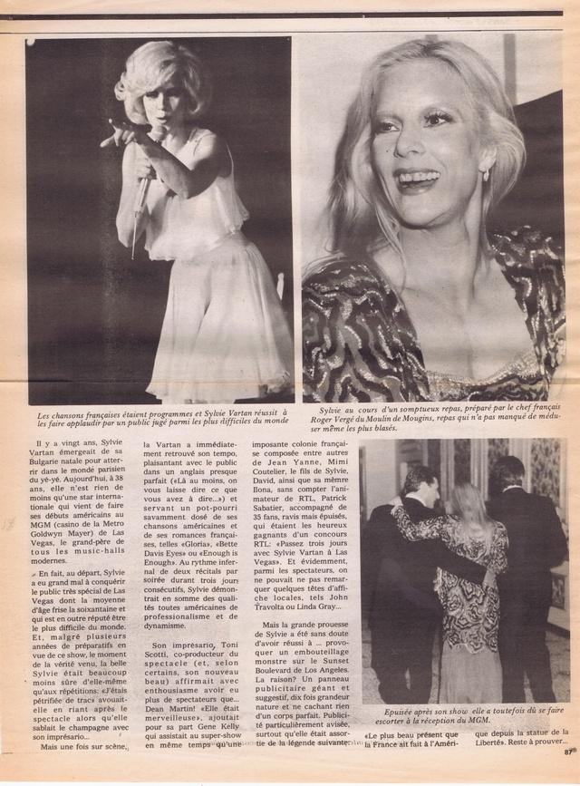 Discographie N° 81 MARATHON WOMAN - Page 2 La_rev17