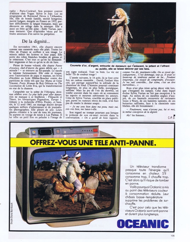 Discographie N° 79 ORIENT EXPRESS - Page 2 Madame11