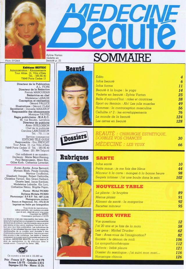 Discographie N° 81 MARATHON WOMAN - Page 2 Medeci13