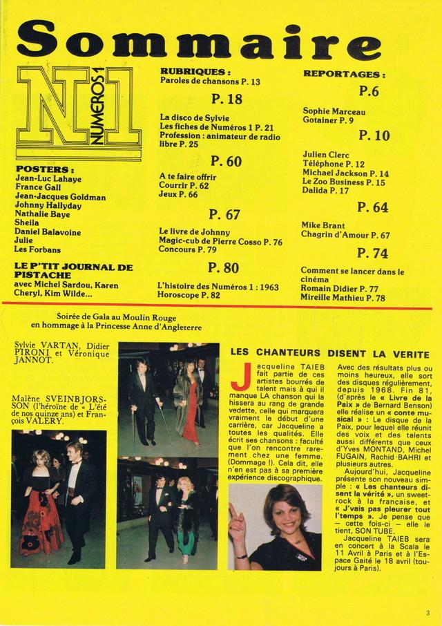 """Discographie N° 39 (COMPLEMENT) """"LA PREMIERE FOIS QU'ON S'AIMERA"""" - Page 3 Nc1_ma14"""