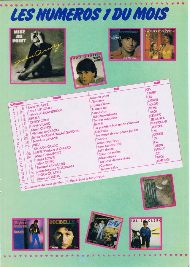 """Discographie N° 39 (COMPLEMENT) """"LA PREMIERE FOIS QU'ON S'AIMERA"""" - Page 3 Nc1_se13"""