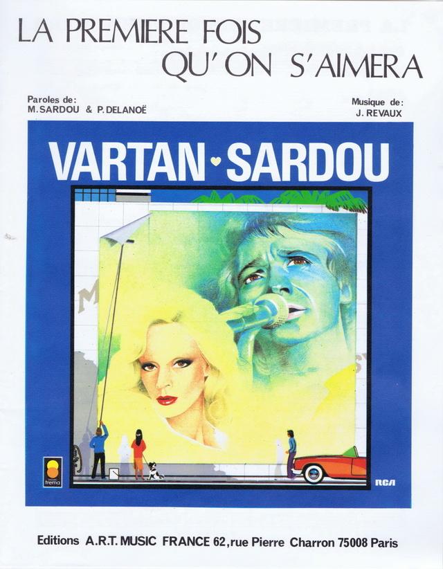 """Discographie N° 39 (COMPLEMENT) """"LA PREMIERE FOIS QU'ON S'AIMERA"""" - Page 3 Partit17"""