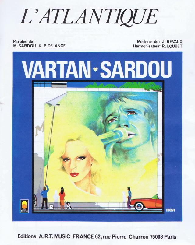 """Discographie N° 39 (COMPLEMENT) """"LA PREMIERE FOIS QU'ON S'AIMERA"""" - Page 3 Partit18"""