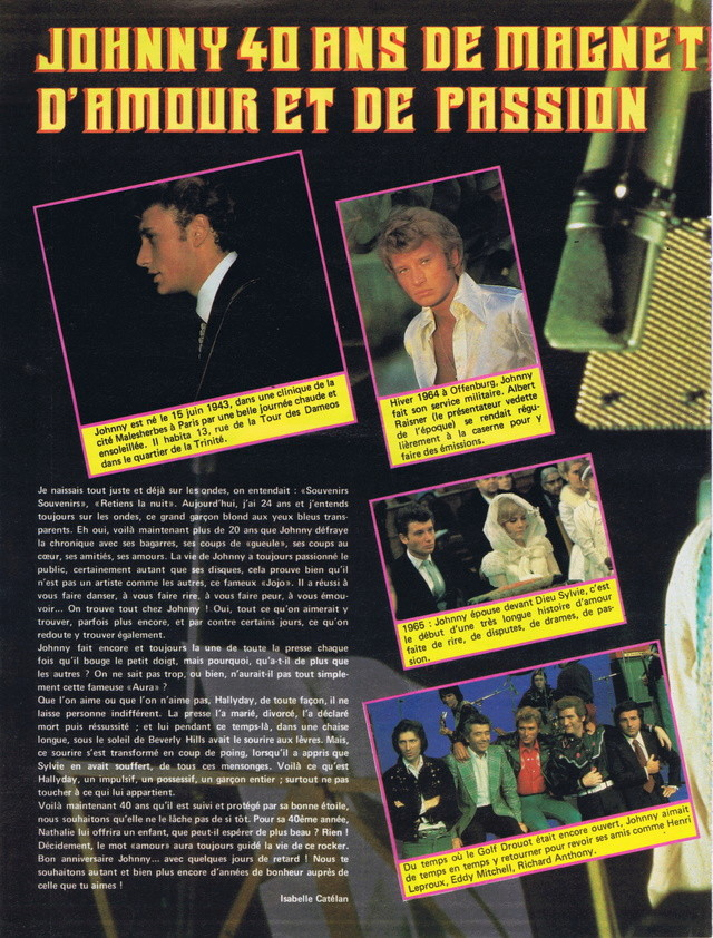 """Discographie N° 39 (COMPLEMENT) """"LA PREMIERE FOIS QU'ON S'AIMERA"""" - Page 4 Podiu102"""
