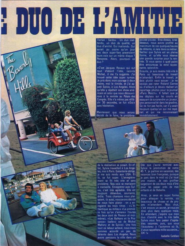 """Discographie N° 39 (COMPLEMENT) """"LA PREMIERE FOIS QU'ON S'AIMERA"""" - Page 4 Podiu105"""