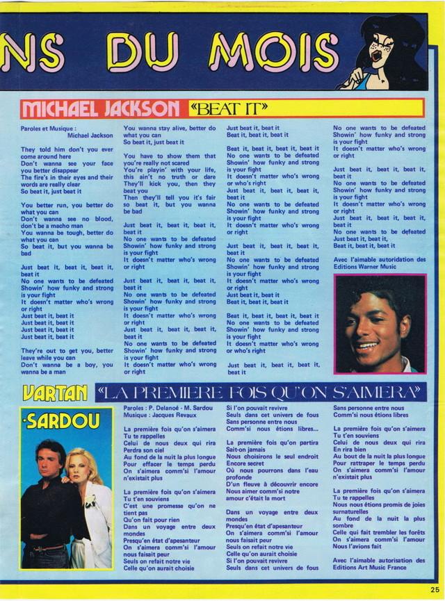 """Discographie N° 39 (COMPLEMENT) """"LA PREMIERE FOIS QU'ON S'AIMERA"""" - Page 4 Podiu121"""