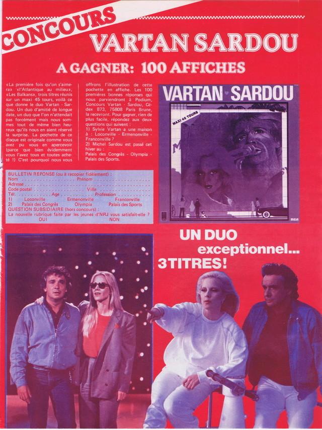 """Discographie N° 39 (COMPLEMENT) """"LA PREMIERE FOIS QU'ON S'AIMERA"""" - Page 4 Podiu125"""