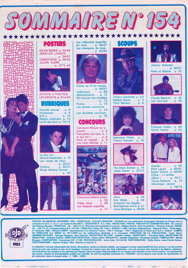 Discographie N° 85 LOVE AGAIN - Page 3 Podiu129