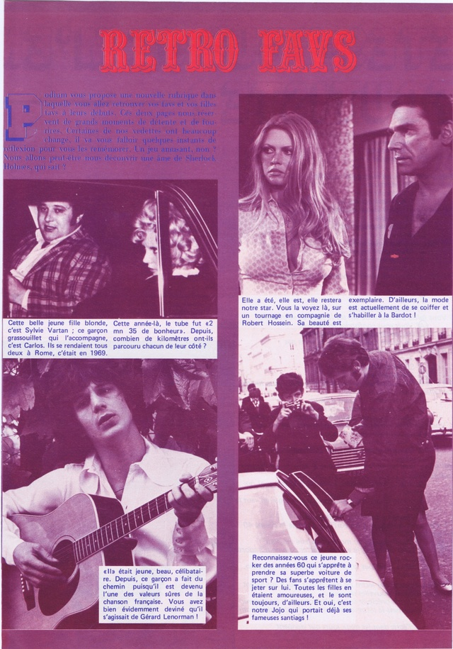 Discographie N° 79 ORIENT EXPRESS - Page 3 Podium43