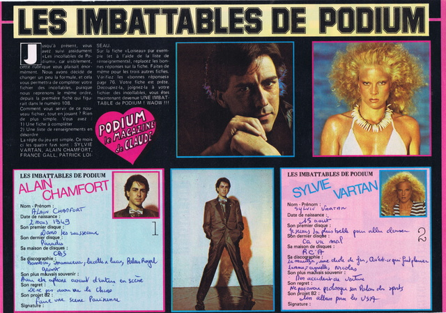 Discographie N° 79 ORIENT EXPRESS - Page 3 Podium46