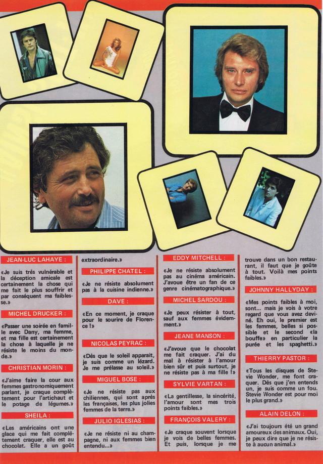 Discographie N° 80 LA SORTIE DE SECOURS - Page 3 Podium52
