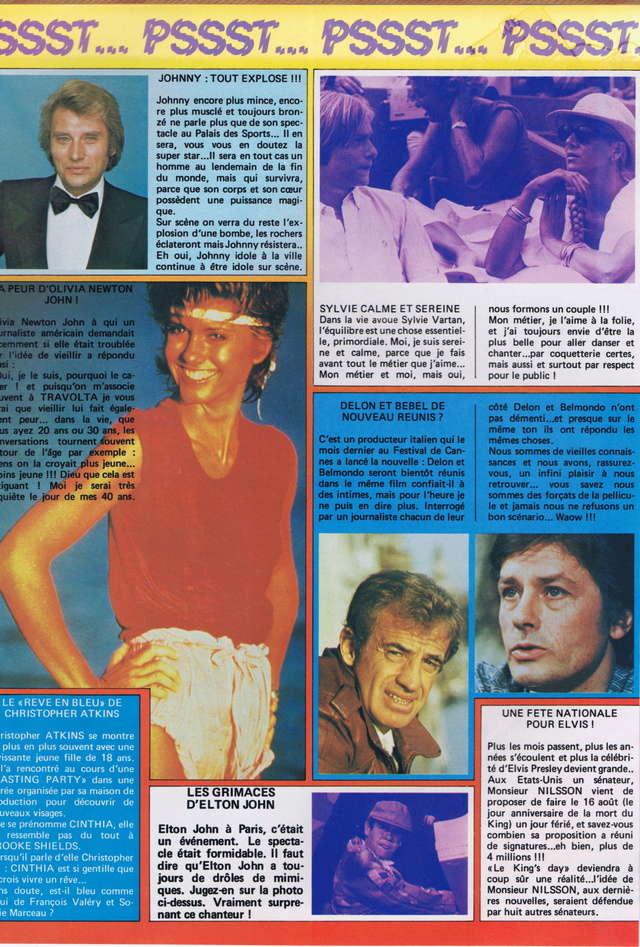 Discographie N° 80 LA SORTIE DE SECOURS - Page 3 Podium55