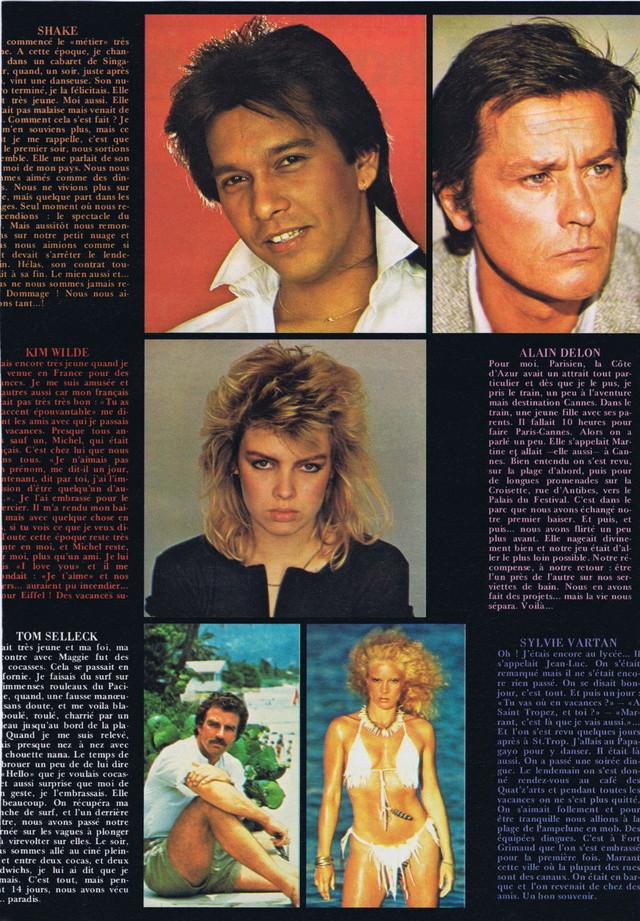 Discographie N° 80 LA SORTIE DE SECOURS - Page 3 Podium64