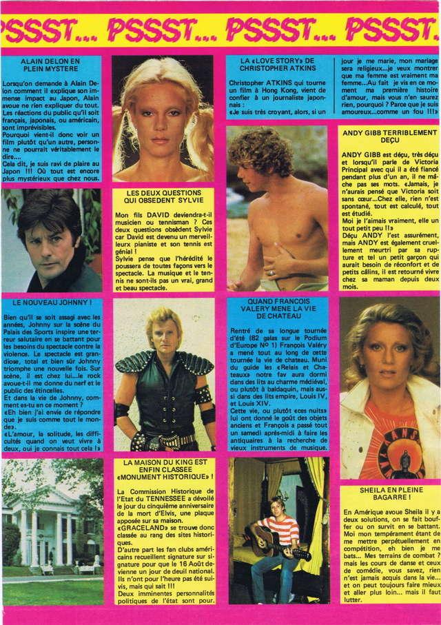 Discographie N° 81 MARATHON WOMAN - Page 2 Podium72