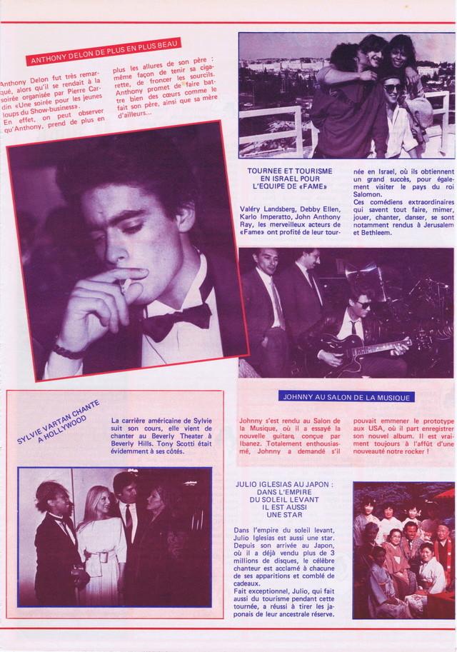 """Discographie N° 39 (COMPLEMENT) """"LA PREMIERE FOIS QU'ON S'AIMERA"""" - Page 4 Podium97"""