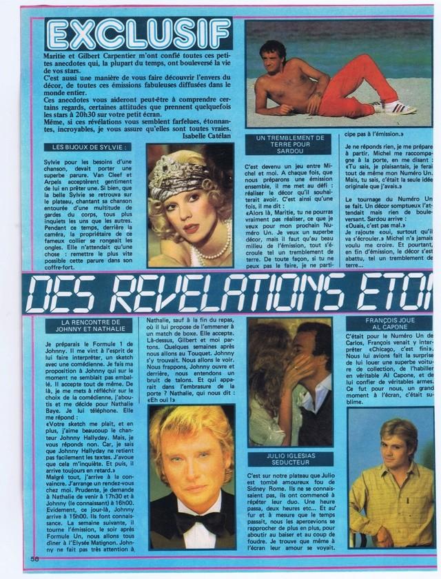 """Discographie N° 39 (COMPLEMENT) """"LA PREMIERE FOIS QU'ON S'AIMERA"""" - Page 4 Podium98"""