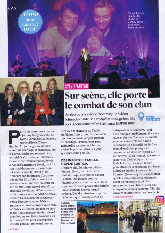 Closer 1 page sur Sylvie Scan0264