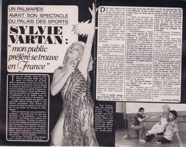 Discographie N° 78 L'AMOUR C'EST COMME UNE CIGARETTE Tele_p15