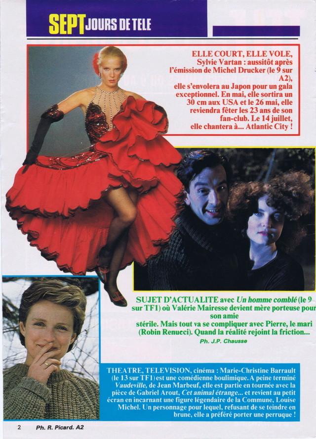Discographie N° 86 : DES HEURES DE DESIR - Page 3 Tele_p20