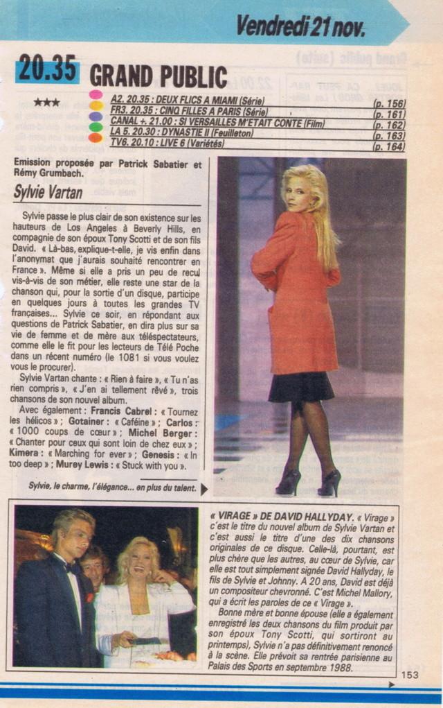 Discographie N° 89 RIEN A FAIRE - Page 3 Tele_p25