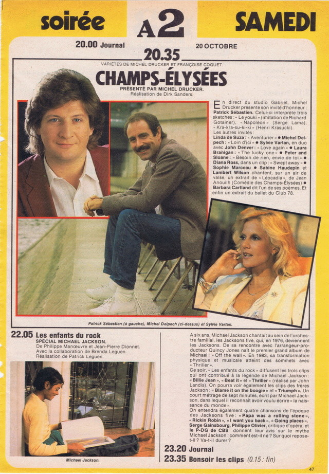 Discographie N° 85 LOVE AGAIN - Page 3 Tele_s46