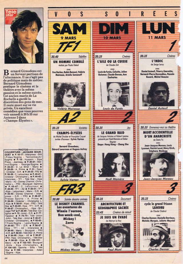 Discographie N° 86 : DES HEURES DE DESIR - Page 3 Tele_s47