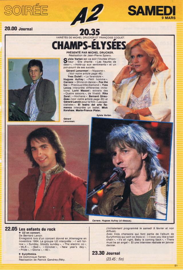 Discographie N° 86 : DES HEURES DE DESIR - Page 3 Tele_s48