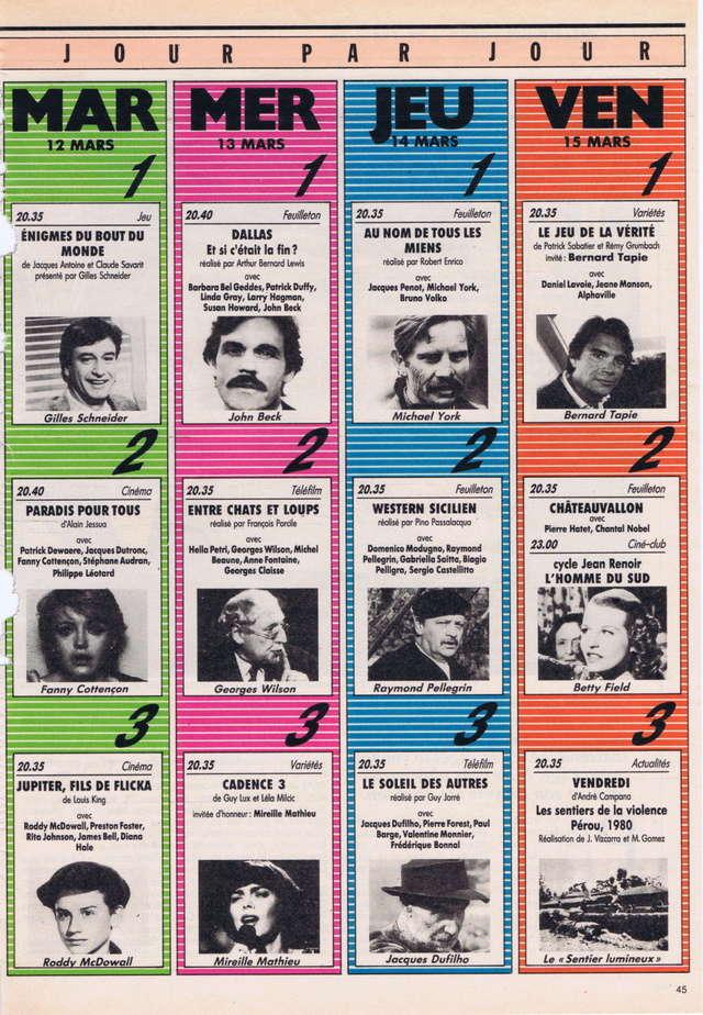 Discographie N° 86 : DES HEURES DE DESIR - Page 3 Tele_s49