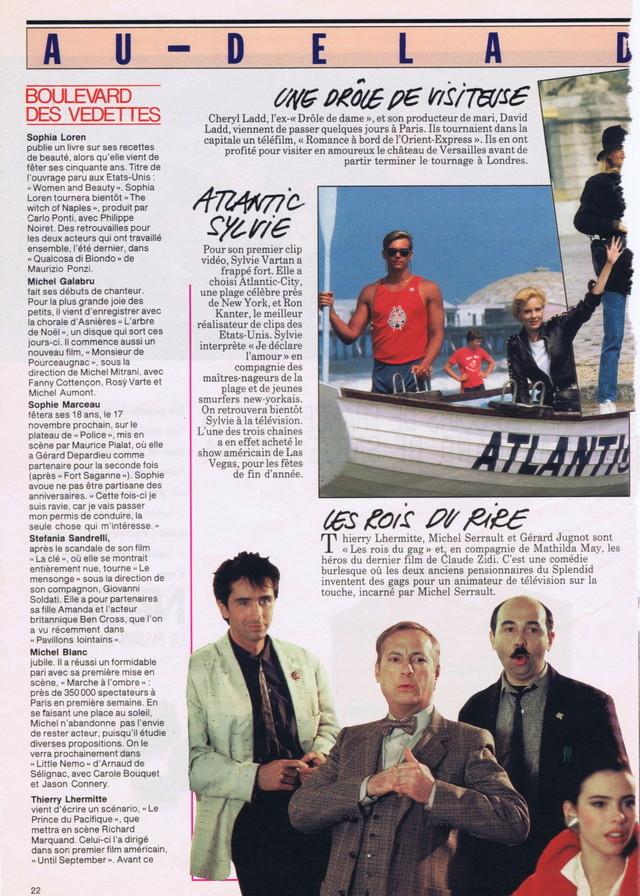 """Discographie N° 90 """"TU N'AS RIEN COMPRIS"""" - Page 4 Tele_s53"""