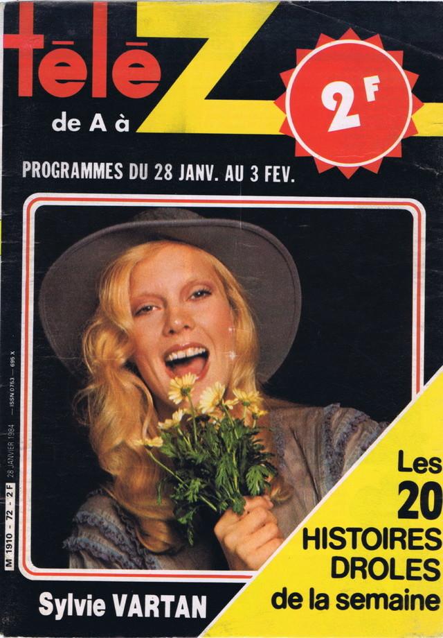 Discographie N° 83 : ENCORE / LE DIMANCHE - Page 3 Tele_z10