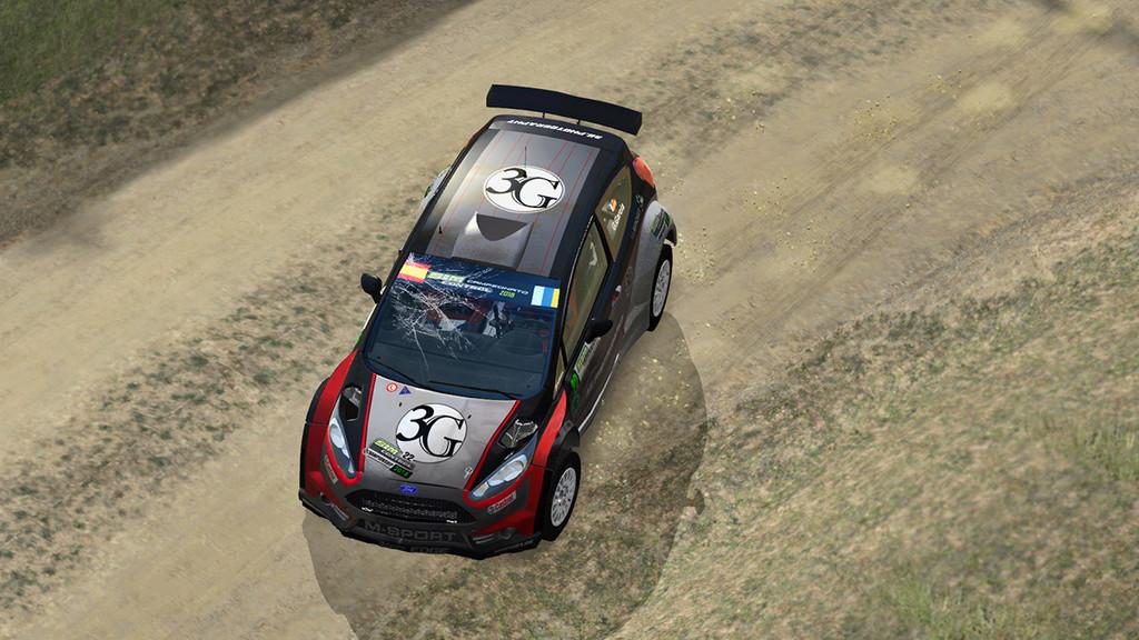 Rallye de Tierra de Pozoblanco Deskto14