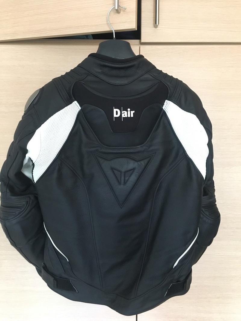 Πωλείται σετ μπουφάν/παντελόνι με αερόσακο Dainese D-AIR Img-1911