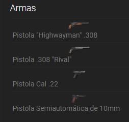 COMENTARIOS Pistola Semiautomática de 10mm  Armas_10