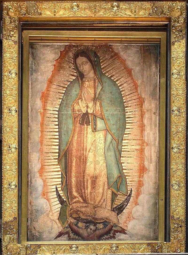 Arte e Estética - Página 10 Virgen10