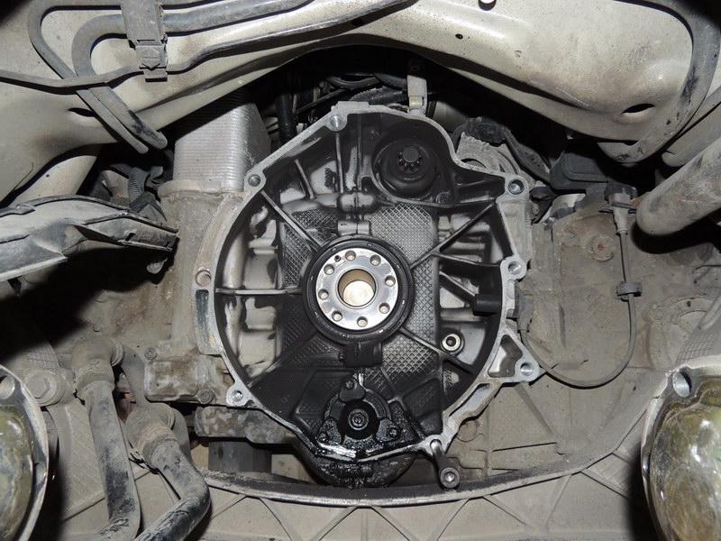 remplacement du carter d'huile pour un FVD plus contenant 000410