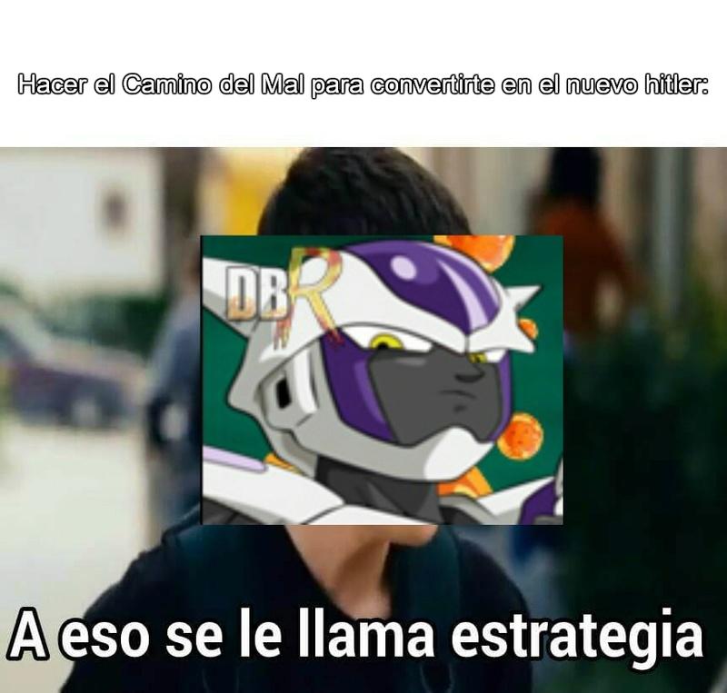 ¡Memes de Dragon Ball Rol! A-eso-10