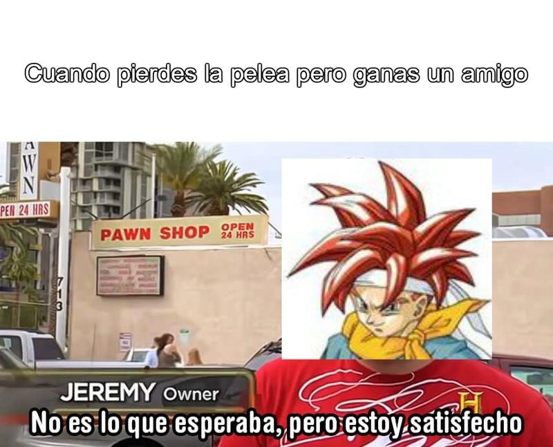 ¡Memes de Dragon Ball Rol! Meme10